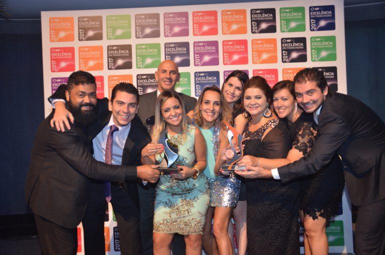 Sorridents é destaque no Prêmio ABF Franchising 2017