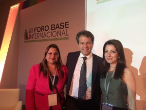 Sorridents participa do III Foro BASE Internacional 01