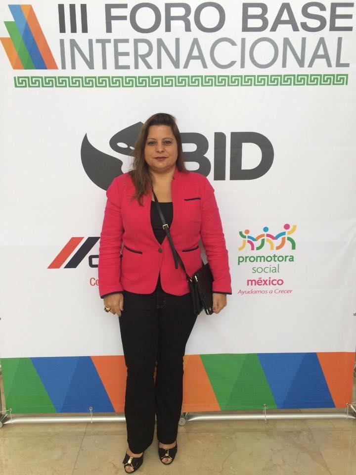 Sorridents participa do III Foro BASE Internacional