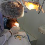operação na van movel da sorridents