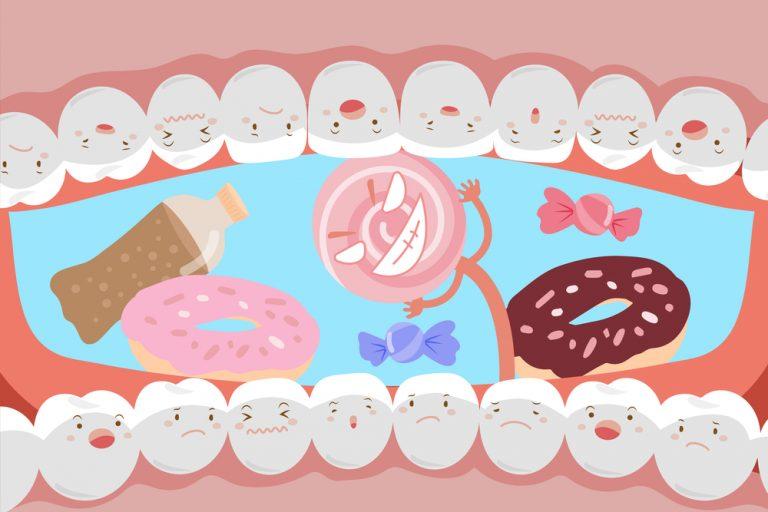 Afinal, o açúcar faz mal aos dentes?